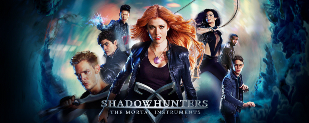 Shadowhunters 1x03 Dead Man's Party