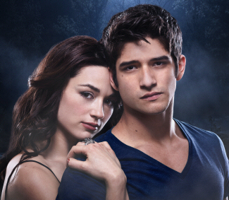 Crystal Reed And Tyler Posey 2016