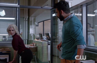 izombie 211 fifty shades of grey matter sneak - Morgue Assistant