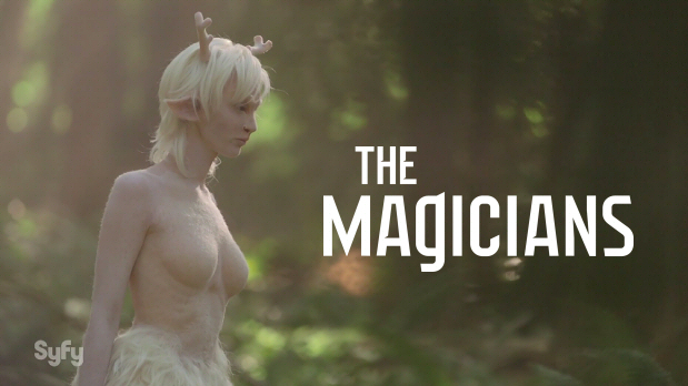 The Lady and The Magician