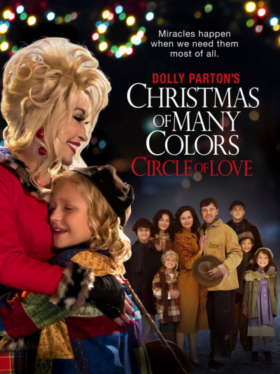 Christmas Of Many Colors 2020 warner bros dolly parton christmas of many colors circle of love