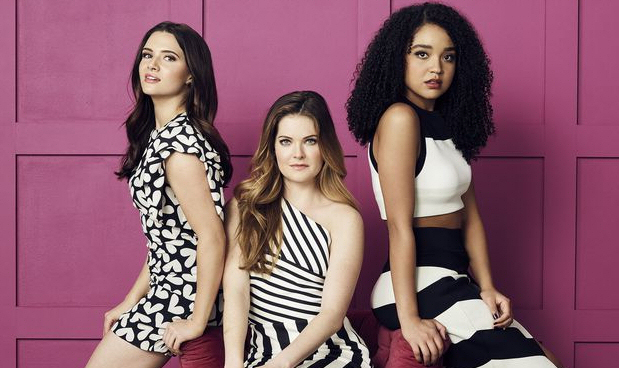 the bold type exclusive aisha dee introduces her bold character kat talks cast chemistry. Black Bedroom Furniture Sets. Home Design Ideas