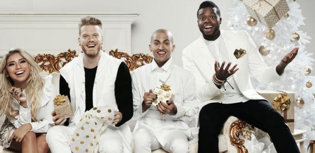 nbc announces a very pentatonix christmas special to air in november - Christmas Pentatonix